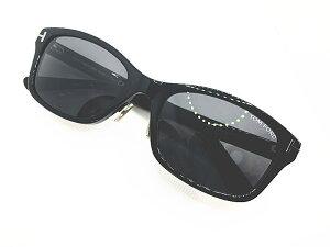 TOM FORD(トムフォード)限定サングラス TF-875-D-N 01A 正規品 定価48,400円 サングラス アジアンフィット 眼鏡 メガネ フレーム メンズ レディース ギフト ブラック ネロ グレーレンズ