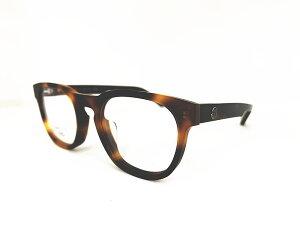 MONCLER(モンクレール) ML5052-F 052 正規品 メーカー希望小売価格 ¥46,200.- 眼鏡 メガネ フレーム メンズ レディース ギフト ブラウン べっ甲 デミ スクエア ウエリントン ボスリン