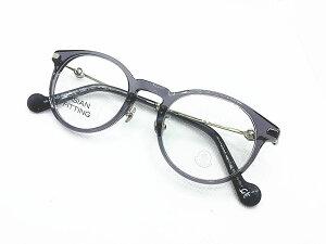 MONCLER(モンクレール)限定品 ML5115-D 020 正規 メーカー希望小売価格 ¥49,500.- 眼鏡 メガネ フレーム レディース メンズ ギフト ボストン クリアグレー ビジネス フォーマル 伊達メ