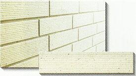 45四丁 スプリングウォール スクラッチ面ブリック ベージュ色 磁器タイル 接着剤貼り用 シート(12枚)販売です。外壁・内壁(玄関・エントランス・マンション)のDIYリフォームにお勧め