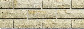 レトロ レンガ タイル 白色(はつり面・二丁掛)ブリックタイル 1枚からの販売です アンティーク(テラコッタ)な、内壁(ベランダ、玄関、店舗・リビング)外壁(煉瓦壁、門扉、塀)にお勧めです。 DIYリフォーム向きの、壁用 ブリック タイル (建材・壁タイル)です