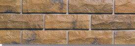 レトロ レンガ タイル 濃茶色(はつり面・二丁掛)ブリックタイル 1枚からの販売です アンティーク(テラコッタ)な、内壁(ベランダ、玄関、店舗・リビング)外壁(煉瓦壁、門扉、塀)にお勧めです。 DIYリフォーム向きの、壁用 ブリック タイル (建材・壁タイル)です