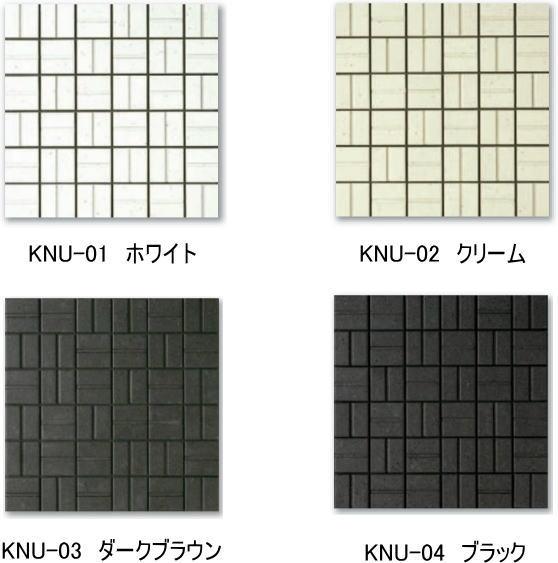 シンプルデザイン マットカラー モザイクタイル シート販売 47角 磁器質 。キッチン・壁・床等にお勧め。おしゃれなレトロモダン風。リビング・玄関・テーブル等のDIYリフォームにOK。インテリア建材・日本製・美濃焼です。