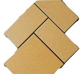 特別単価! オレンジ色 磁器タイル 壁・内装床 200X100角 192x92x9.5 TA210-8