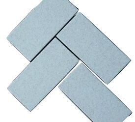 特別単価! 白ボタ色 磁器タイル 壁・内装床 200X100角 192x92x9.5 TA210-1 訳アリ