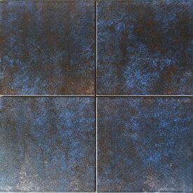 和銅 メタリックタイル 磁器質 300角 青銅色風 メタル 金属 外床 内床 壁用 玄関 ポーチ 浴室 ガーデニング 庭園 ベランダ バルコニー 土間 DIYリフォーム お勧め アンティーク エクステリア インテリア用 建材