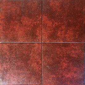 和銅 メタリックタイル 磁器質 300角 赤銅色風 メタル 金属 外床・内床・壁用(玄関 ポーチ・浴室 ガーデニング・庭園 ベランダ・バルコニー・土間)のDIYリフォームにお勧め。 アンティーク エクステリア インテリア用の建材