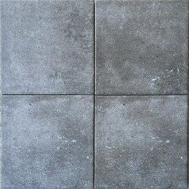 【最大450円オフクーポン有】磁器 タイル 300角 コンクリート風 黒グレー色 シンプルモダン モルタル風 滑り止め(防滑)防汚(汚れに強い)内装用・外床用・敷石(内・外床、玄関 ポーチ・ベランダ・ガーデニング・エントランス)のDIYリフォームにお勧め
