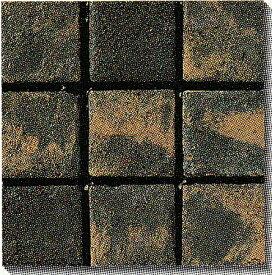 古窯クラフトタイル 黒茶色 KY107 磁器タイル 床・壁用100角 大きな色むらアリ 1枚単位