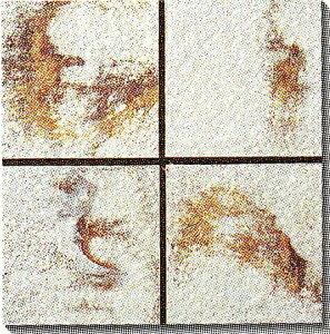 古窯クラフトタイル 白 KY201 磁器タイル 床・壁用200角 大きな色むらアリ 1枚単位