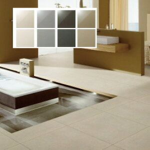 600角タイル 磨き面、マット面、ラフ面の3種類 全4色  磁器 1枚からの販売 内床(ベランダ・玄関・土間・リビング フロア) 壁(テーブル・キッチン カウンター・浴室)のDIYリフォームに
