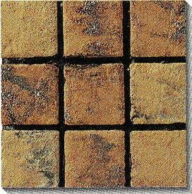 古窯クラフトタイル 茶色 KY103 磁器タイル 床・壁用100角 大きな色むらアリ 1枚単位