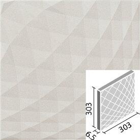 タイル エコカラットプラス ニュートランス 303角平(レリーフ) ECP-303/NTC3N / LIXIL INAX