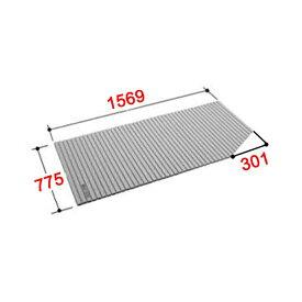 風呂ふた 1600用巻ふた BL-SC79156R-K 右タイプ 浴槽サイズ80×160cm用(実寸サイズ775×1569mm) / LIXIL INAX