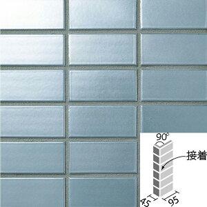 タイル ラスターカラー2 50mm二丁 90°曲紙張り(接着) COM-255/90-14S/NLT-3 / LIXIL INAX