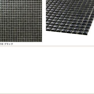 tileshop  라쿠텐 일본: 모자이크 타일 10mm 코너 타일 표면이 ...