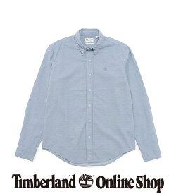 【公式】ティンバーランド メンズ 長袖 ドビー ウィーブ Timberland
