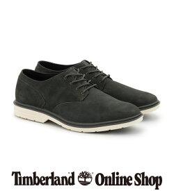 【公式】ティンバーランド timberland メンズ ソーヤー レーン ウォータープルーフ オックスフォード - ダークグレー Timberland