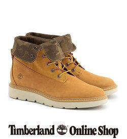 【公式】ティンバーランド timberland レディース ケニストン ロールトップ - ウィート Timberland 靴