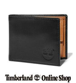 【公式】ティンバーランド メンズ オールトン リッジ ツーカラー ウォレット ウィズ コイン ポケット Timberland