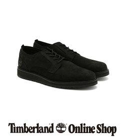 【公式】ティンバーランド メンズ ウェスリー フォールズ オックスフォード シューズ - ブラック Timberland