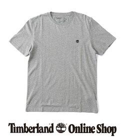 【公式】ティンバーランド メンズ 半袖 レフト チェスト ロゴ Tシャツ Timberland