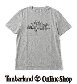 ポイント最大50%還元:7.31 (FRI) 17:00 - 8.11 (TUE) 9:59|【公式】ティンバーランド メンズ 半袖 リニア マウンテン Tシャツ Timberland
