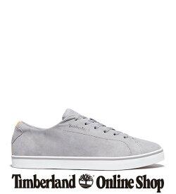 【公式】ティンバーランド Timberland アウトレット メンズ スケープ パーク レザー オックスフォード シューズ - ミディアムグレー A3ZXY カジュアル ローカット スエード レザー サステナブル 靴 履きやすい 耐久性 通気性 防臭 フットウェア