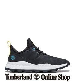 【公式】ティンバーランド timberland アウトレット メンズ ブルックリン レザー オックスフォード スニーカー - ブラック 黒 A2HUK レザー 耐久性 クッション性 ラバーアウトソール靴 シューズ スポーツ ランニング メンズシューズ