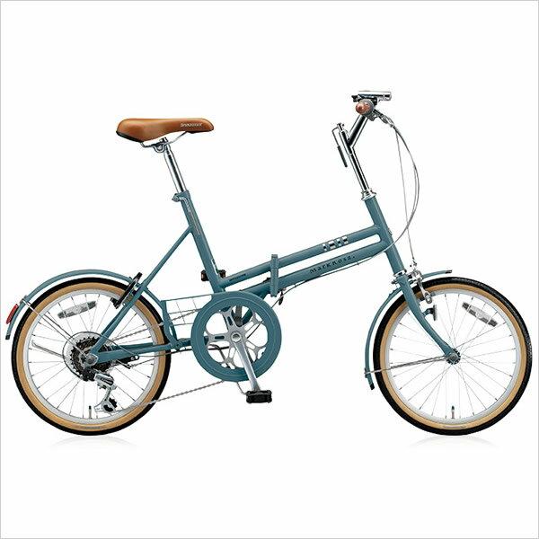 2015-2016ブリヂストン マークローザF 折り畳み自転車 18インチ 外装6段変速付 M86F5 ちょい乗りに最適なコンパクトサイクル ブリジストン MarkRosa F 折りたたみ自転車 18型 グリーンレーベル GREEN LABEL