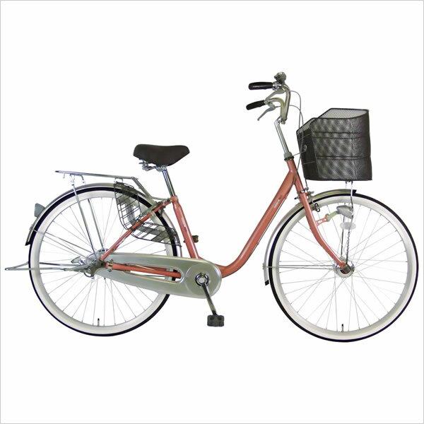 C.Dream/PROGEAR ソナタ 24インチ 変速なし LEDオートライト付 乗りやすさが人気の定番シティサイクル シードリーム プロギア ママチャリ 婦人車 CDREAM ブランド 当店限定モデル ソナタオートライト サイクリング 自転車 シティサイクル
