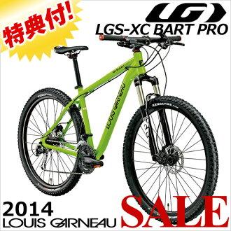 2014 ruigano LGS-XC BART PRO(LOUIS GARNEAU XC伯特专业)(在27.5*2.2英寸/27段变速)(一部分地区对象外)