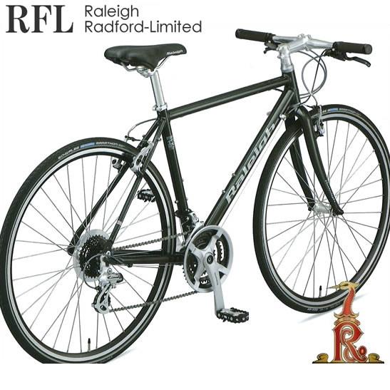 【送料無料】Raleigh RFL Radford-Limited ラレー ラドフォードリミテッド 700×28C 外装24段変速 2019年モデル シマノ ALTUS採用 アルミフレーム製 スペックも充実の定番クロスバイク