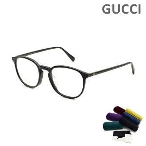 グッチ メガネ 眼鏡 フレーム のみ GG0552OA-005 ブラック アジアンフィット メンズ レディース ユニセックス GUCCI 【送料無料(※北海道・沖縄は1,000円)】