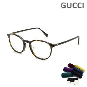 グッチ メガネ 眼鏡 フレーム のみ GG0552OA-006 ハバナ アジアンフィット メンズ レディース ユニセックス GUCCI 【送料無料(※北海道・沖縄は1,000円)】