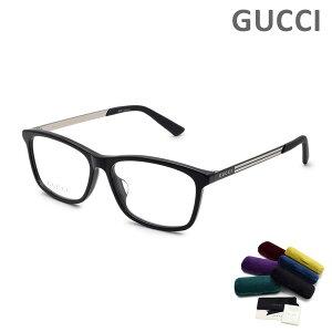 グッチ メガネ 眼鏡 フレーム のみ GG0699OA-001 ブラック アジアンフィット メンズ GUCCI 【送料無料(※北海道・沖縄は1,000円)】