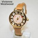 Vivienne Westwood (ヴィヴィアンウエストウッド) 腕時計 VV055PKTN 時計 レディース ヴィヴィアン タイムマシン 【送料無料(※北海道・沖縄は1,000円)】【楽ギフ_包装