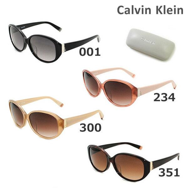 【国内正規品】 Calvin Klein(カルバンクライン) サングラス cK4207SA 001 234 300 351 アジアンフィット メンズ レディース UVカット【送料無料(※北海道・沖縄は1,000円)】