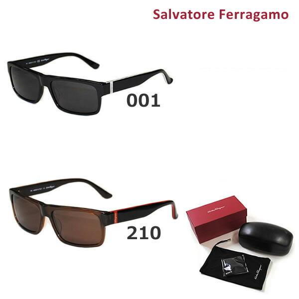 【国内正規品】 フェラガモ Salvatore Ferragamo SF618S 001 210 サングラス メンズ レディース ユニセックス UVカット 【送料無料(※北海道・沖縄は1,000円)】