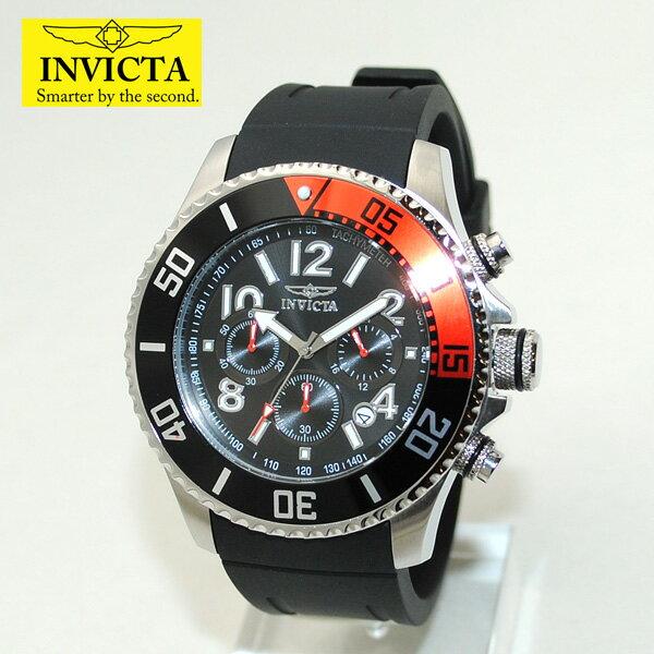 インビクタ 腕時計 INVICTA 時計 15145 Pro Diver プロダイバー レッド/ブラック メンズ インヴィクタ 【送料無料(※北海道・沖縄は1,000円)】