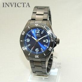 インビクタ 腕時計 INVICTA 時計 14316 Pro Diver ガンメタル/ブルー メンズ ブレス インヴィクタ 【送料無料(※北海道・沖縄は1,000円)】