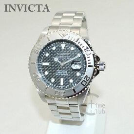 インビクタ 腕時計 INVICTA 時計 15173 Pro Diver プロダイバー シルバー/ブラック ブレス メンズ インヴィクタ 【送料無料(※北海道・沖縄は1,000円)】