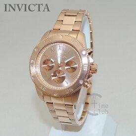 インビクタ 腕時計 INVICTA 時計 21732 Wildflower ローズゴールド ブレス レディース インヴィクタ 【送料無料(※北海道・沖縄は1,000円)】