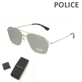 【国内正規品】 POLICE (ポリス) サングラス SPL361 589X メンズ UVカット [17]【送料無料(※北海道・沖縄は1,000円)】