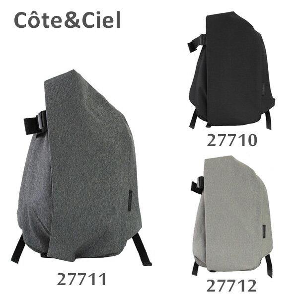 cote&ciel コートエシエル Isar Medium 27710 27711 27712 バッグ リュック バックパック メンズ レディース コートアンドシエル 【送料無料(※北海道・沖縄は1,000円)】