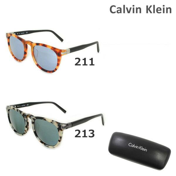【国内正規品】 Calvin Klein(カルバンクライン) サングラス CK4328SA 211 213 アジアンフィット メンズ UVカット [17]【送料無料(※北海道・沖縄は1,000円)】