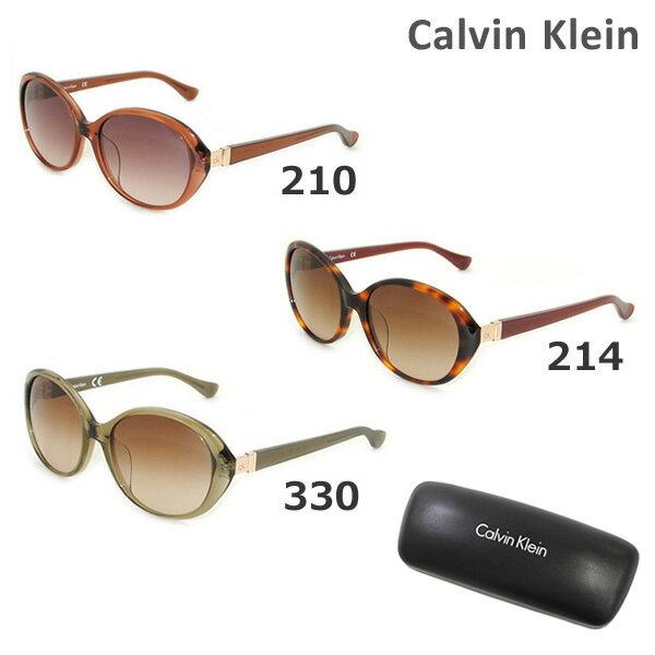 【国内正規品】 Calvin Klein(カルバンクライン) サングラス CK4333SA 210 214 330 アジアンフィット レディース UVカット [17]【送料無料(※北海道・沖縄は1,000円)】