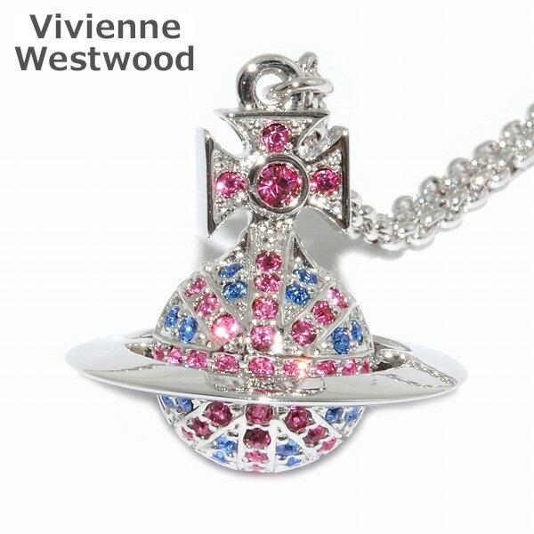 Vivienne Westwood (ヴィヴィアンウエストウッド) 752246B/3 JACK SMALL ORB PENDANT ペンダント ネックレス アクセサリー レディース 【送料無料(※北海道・沖縄は1,000円)】