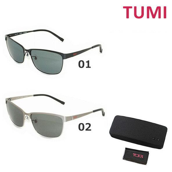 【国内正規品】 TUMI トゥミ サングラス 11-0005 01 02 UVカット メンズ 【送料無料(※北海道・沖縄は1,000円)】