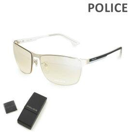 【国内正規品】POLICE (ポリス) サングラス SPL640K-579X メンズ UVカット 【送料無料(※北海道・沖縄は1,000円)】